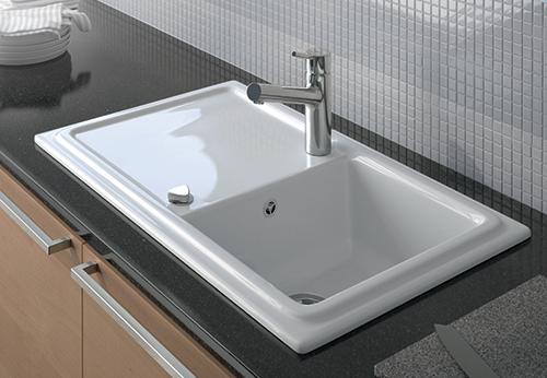 Kitchen Sinks Made Of Granite Composite