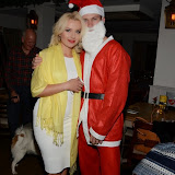 WWW.ENTSIMAGES.COM -    Pola Pospieszalska  at    Christmas with the K9 Angels at The Bridge Pub and Dining Rooms Casteinau Barnes London December 10th 2014                                                 Photo Mobis Photos/OIC 0203 174 1069