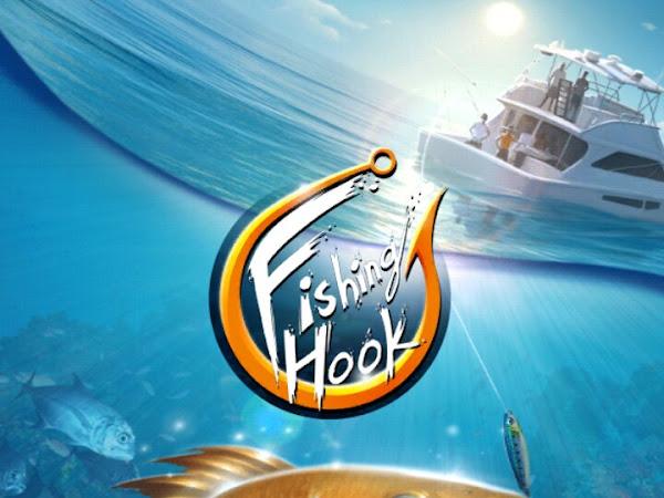 Suntuk Banget, Main Game Fishing Hook Aja!