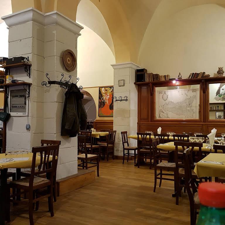 La Taverna Del Lupo Ristorante A Ragusa