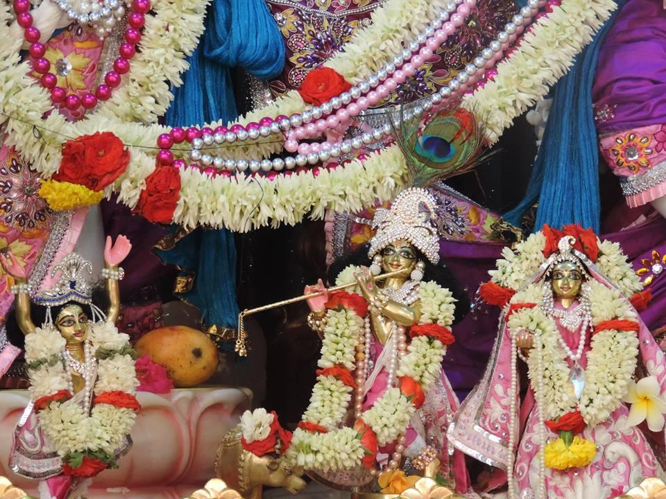 ISKCON Bangalore Deity Darshan 28 May 2016 (6)
