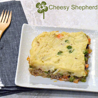 Cheesy Shepherd's Pie