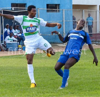 Rotimi, Douhadji, Egwim Make Dolphins CAF Confed Cup Team