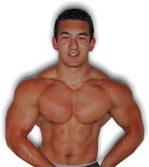 Seaan Nalewanyj Bodybuilder 1, Sean Nalewanyj