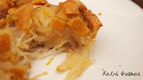 Singkamas Pie / Turnip Pie - RatedRalph.com