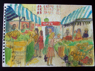 686 Fruit and Vegetable Market