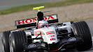 Honda RA106 first test by Rubens Barrichello