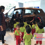 Field Trip to Car Showroom by Playgroup Afternoon and Evening Section at Witty World, Chikoowadi (2017-18)