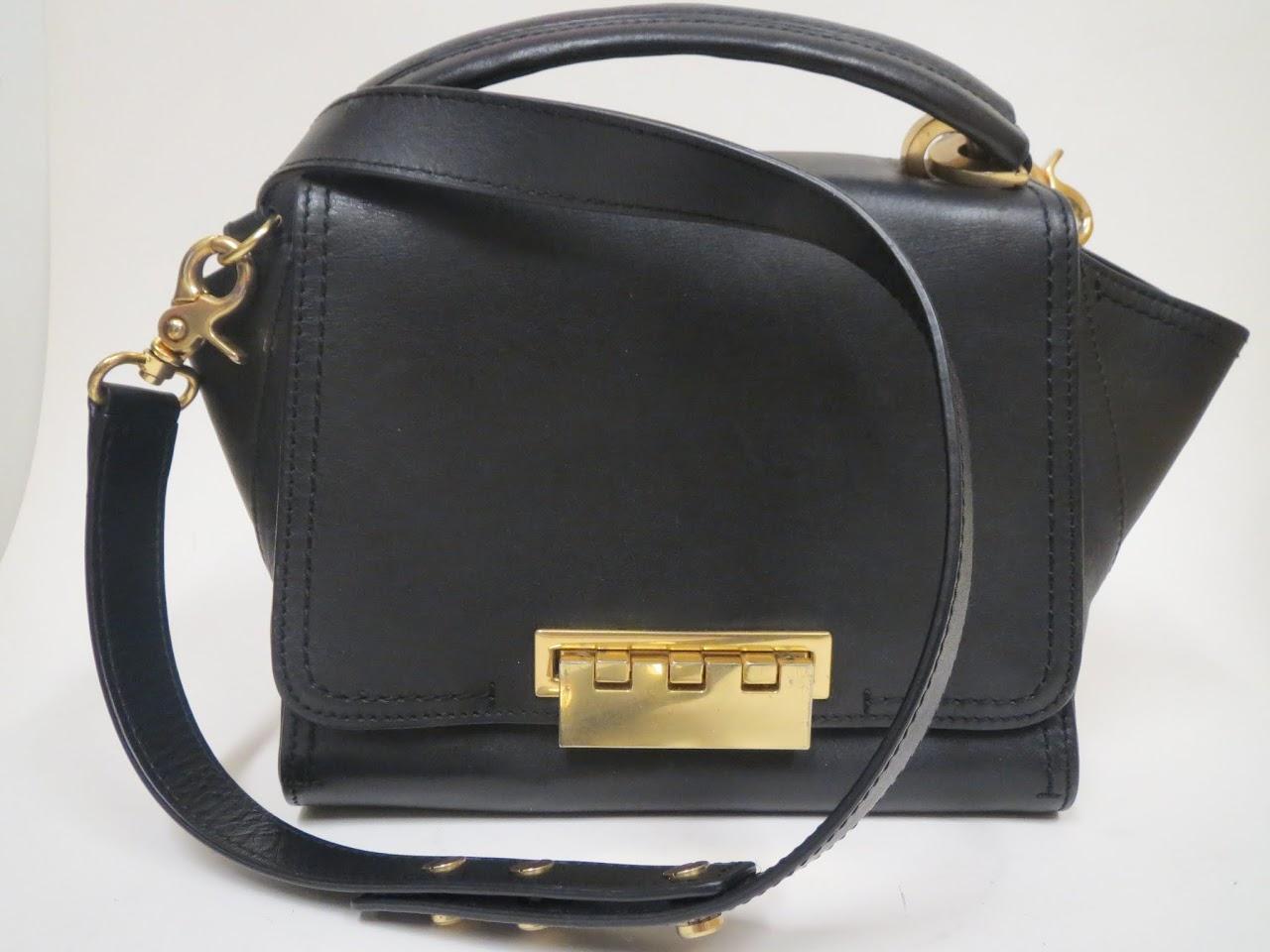 ZAC Zac Posen Eartha Extreme Soft Top Handle Bag