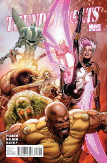 Thunderbolts #152 - Comic of the Day