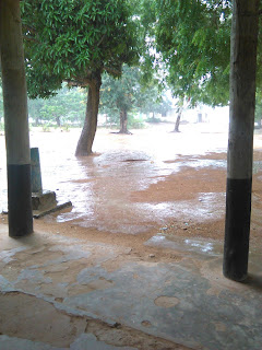 Alot of rain in Ganze kilifi.