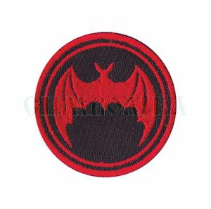Нарукавний знак Кажан D5 червоний