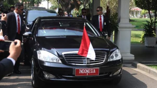 Viral Mobil Wapres Ma'ruf Amin Diisi Bensin Eceran, Ini Penjelasan Setwapres.