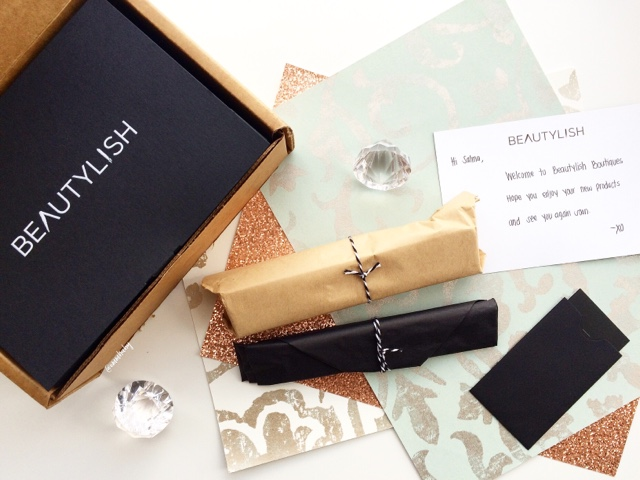 uk shopping experience with Beautylish Boutique