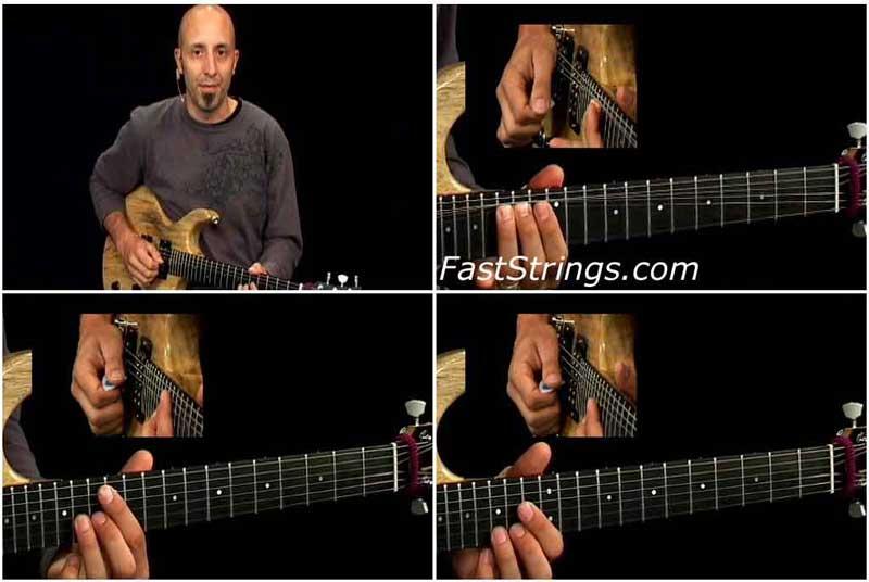 Chris Buono - 50 Rock Guitar Licks You Must Know
