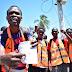 Census enumerators in Kilifi down their tools and protest over unpaid allowances   -Mtwapa, Kilifi