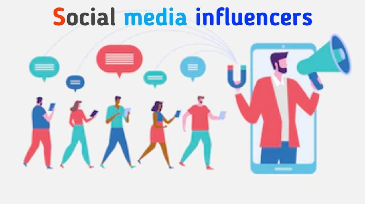 Social Media influencers kya hai