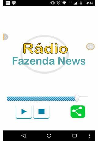 Rádio Fazenda News