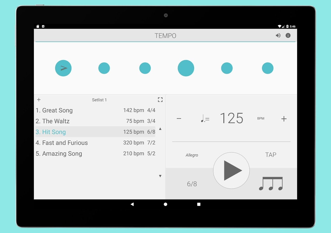 Metronome: Tempo APK Cracked Free Download | Cracked Android Apps