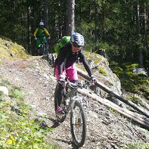 Burgentrail + Ahornach 26.09.15 (Sommer) in Bikehotels