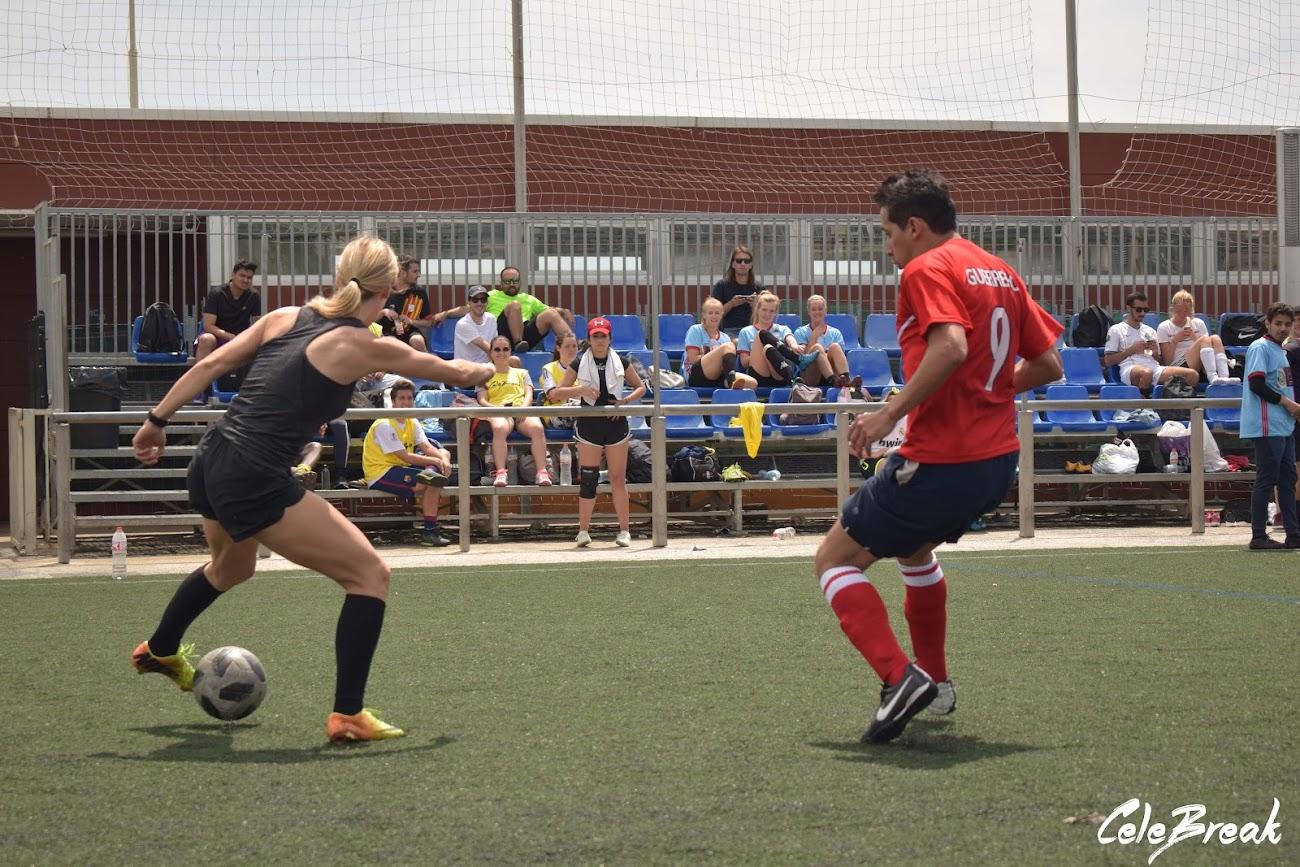 liga de fútbol 7