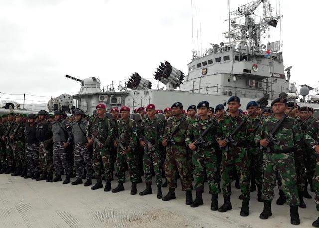 Pakar: Dunia Internasional Nilai Aneh Kapal TNI Ada di Natuna