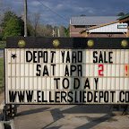 Depot Annual Spring Sale