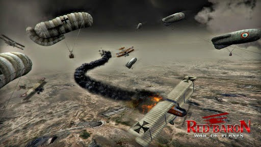Red Baron: War of Planes for Android