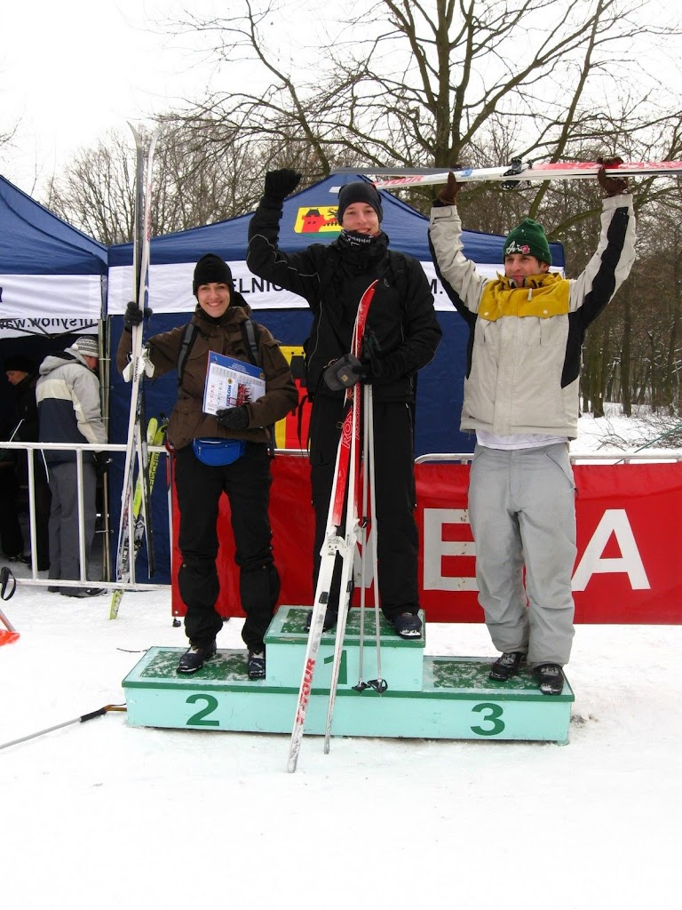 Misia, Primoż i Piotrek na podium
