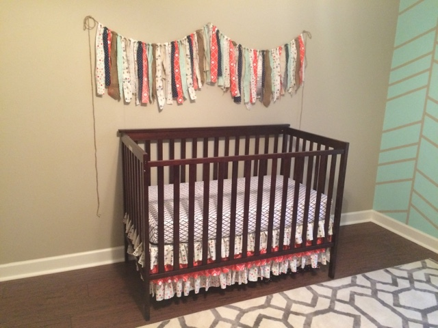 The Mitchell Mob Our Fixer Upper Nursery About Finished