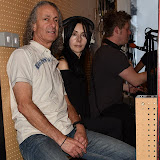 OIC - ENTSIMAGES.COM - Anthony Van der Molen and Tatyana Colombo,  at the  Soho Radio show London  12th September 2015 Photo Mobis Photos/OIC 0203 174 1069
