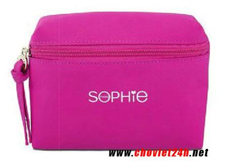 Túi đựng mỹ phẩm Sophie Paris - N780M