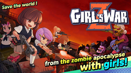 Code Triche Girl's War Z APK MOD (Astuce) screenshots 1