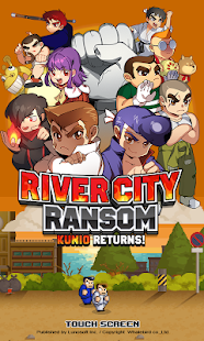 River City Ransom : Kunio Returns Screenshot
