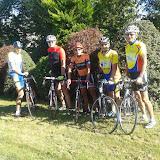 Sortie Cyclo Août 2016