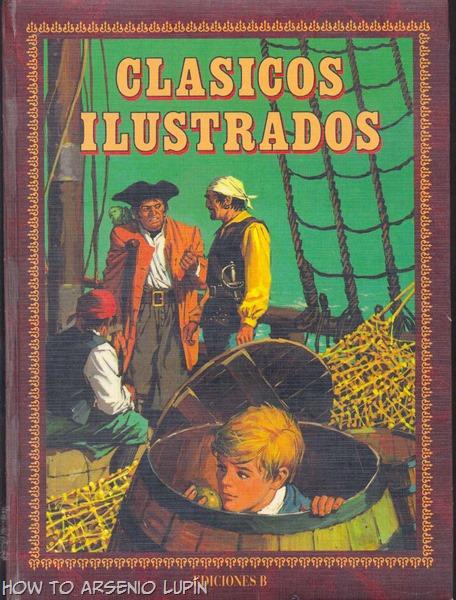 2016-01-24 Clasicos Ilustrados (Ediciones B)