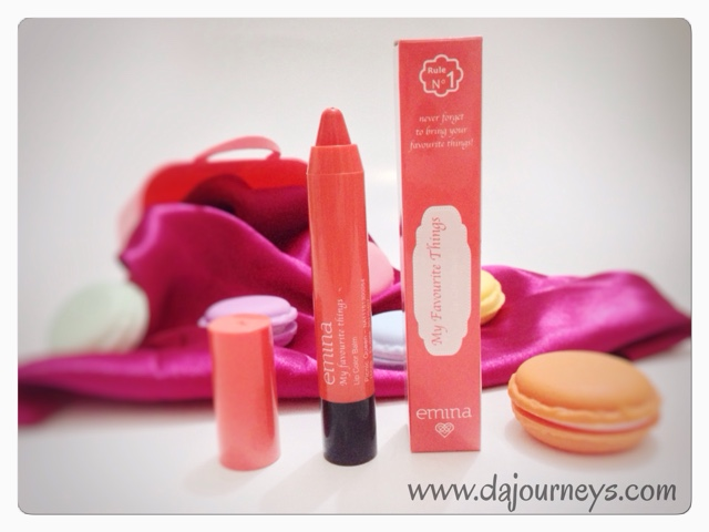 Emina Cosmetics My Favourite Things Lip Color Balm