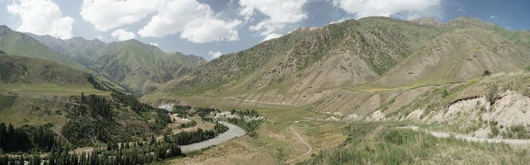 Eingang der Eki Naryn Schlucht