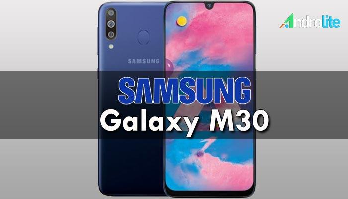Hanya berselang sepekan setelah peluncuran  Spesifikasi dan Harga Samsung Galaxy M30