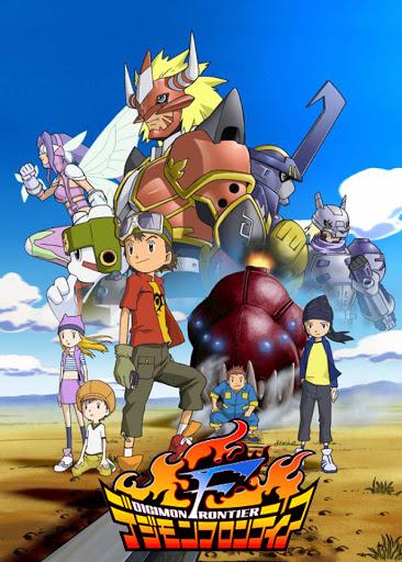 Digimon Frontier ดิจิมอนฟรอนเทียร์ ตอนที่ 1-50 END [พากย์ไทย]