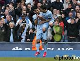 Agüero schiet Manchester City voorbij Tottenham-Belgen naar tweede plaats