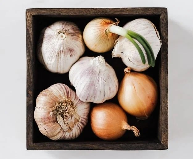 Onions and garlic are fall superfoods that boost immune system