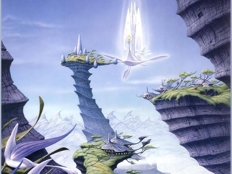 Sorrow Of Lands 17, Magical Landscapes 4