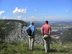 Friaul, Wanderstudienreise, Heideker Reisen, Villa di Tissano, Dr. Christoph Ulmer, Matajur, St. KanzianTriest, Cividale, San Daniele,