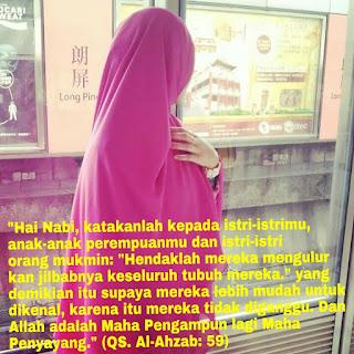 Inilah Pentingnya Wanita Muslimah Untuk Berhijab