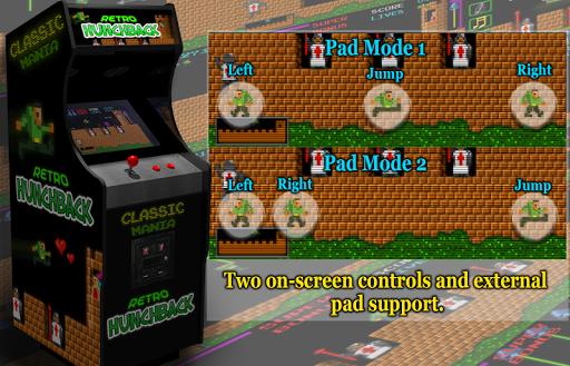 Retro Hunchback 1.21 screenshots 4