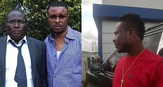 Police Arrest SARS Operative Who Sent Touts To Beat Up Man For Sleeping With His Ex-Wife (Photos)