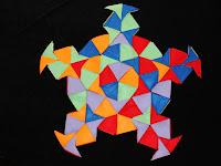 Mosaicos de Penrose - Penrose tilings