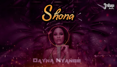 Audio: Dayna Nyange - Shona    Download Mp3
