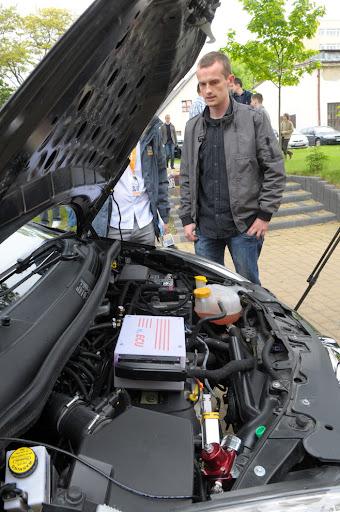 Opel Corsa D zasilany wodorem - modyfikacje w jednostce napędowej